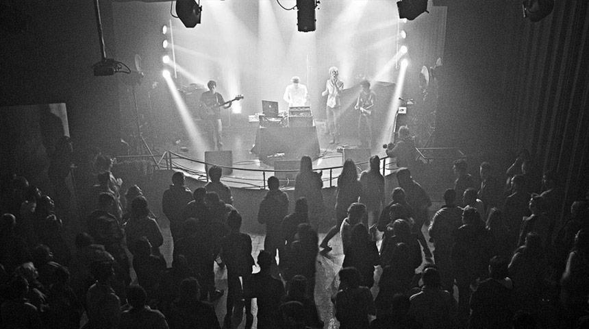 Ikadub en concert