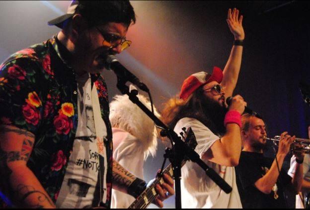 Les Rodriguez en concert