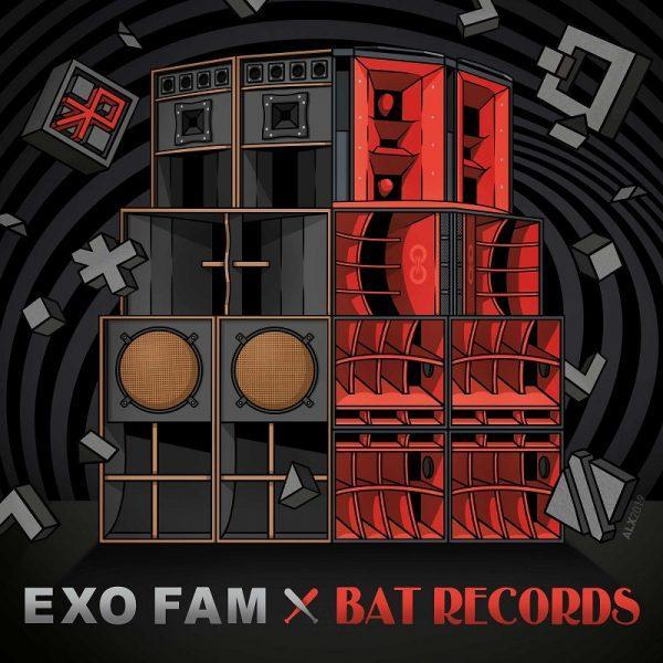 exo fam x bat records Xplosive